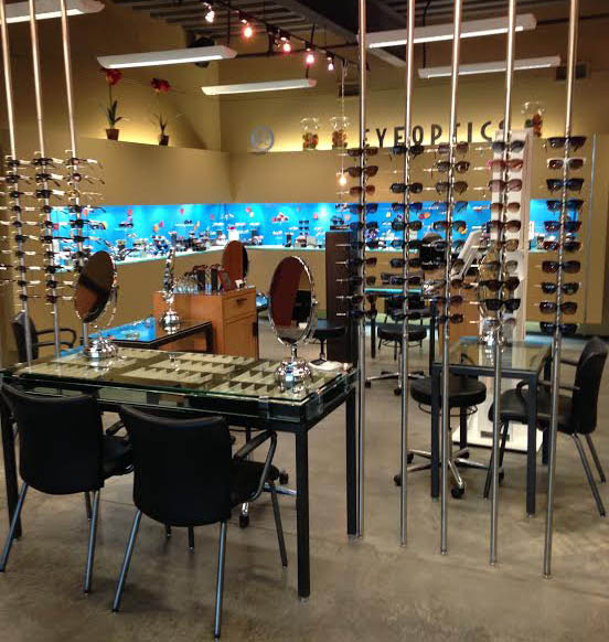 new-EyeOptics Floor pic